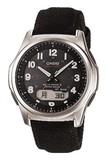 CASIO 腕時計 WAVECEPTOR ウェーブセプター 世界6局電波対応ソーラーウォッチ WVA-M630B-1AJF メンズ