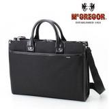 【ビジネスバッグ】McGREGOR 軽量2本手ビジネス