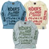 ★SALE★2016AW新作【Boom Town Kids】RIDERS HIGH 長袖Tシャツ
