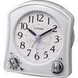 訳あり特価!シチズン目覚まし時計 ムーランR02 8RMA02-N03