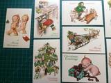 残り5組 [アメリカ] 1980年代のポストカード