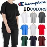 【チャンピオン USA】無地 半袖Tシャツ  全10色 (CHAMPION - USA) 即納 / 先行受注