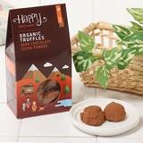 オーガニックダークチョコレートトリュフ ココア味
