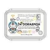【ドラえもん】[PCL-3]食洗機対応タイトボックス650ml/仕切付★I'm Doraemon★[110603]