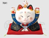 Ornament Seven Deities Of Good Luck Fukusuke Beckoning cat