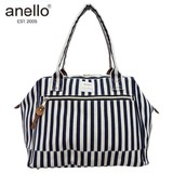 anello Denim Stripe Canvas Base Boston