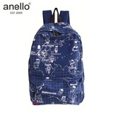 anello Map Backpack