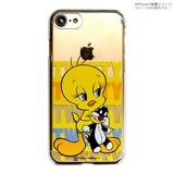 カスタムカバー iPhone 7 ルーニー・テューンズ(トゥイーティー)