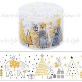 Washi Tape Wide Brilliant Forest