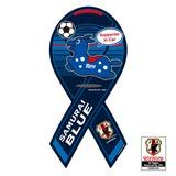RODY × サッカー日本代表「SAMURAI BLUE」 コラボ リボンマグネット