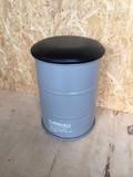インテリアスチールドラム ドラム缶ストレージスツール
