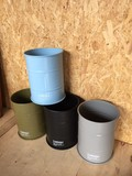 インテリアスチールドラムS ドラム缶ゴミ箱