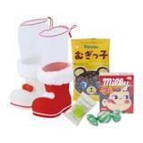 <Xmasブーツ・菓子>X'masお菓子ブーツ(M) 5895