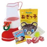 <Xmasブーツ・菓子>お菓子リースブーツ WB38 6427