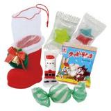 <Xmasブーツ・菓子>お菓子リースブーツWB25 6733