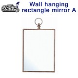 ■2016AW 新作■ WALL HANGING RECTANGLE MIRROR A