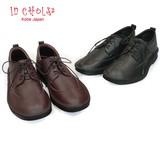 新商品!INCHOLJE紳士靴 ウィングチップ シューズ【2色展開】-M-1001
