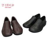 新商品!INCHOLJE紳士靴 サイドゴアスリッポン シューズ【2色展開】-M-1002