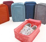 ★2016冬新作★旅行用の靴収納袋 防水ポーチ 6色