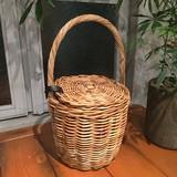 【Web展】(3月納品)アラログ バスケット かごバッグ