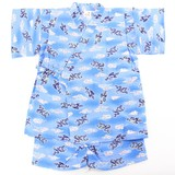 Toddler Jinbei Suits Ripple Unryu