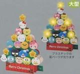 【サンリオ】大型ライト&メロディクリスマスカード