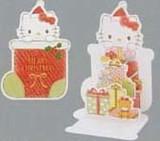 【サンリオ】ミニクリスマスカード