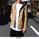 【2017年春物新作】【Revo.】高密度ツイルジップアップフードブルゾン