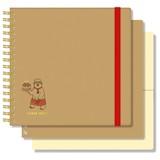 スクラップブック 53024 白熊さんのお仕事