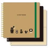 スクラップブック 53026 シロクロアニマル