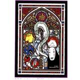 【千と千尋の神隠し】[126-AC10]アートクリスタルジグソーパズル126ピース(神様の世界)