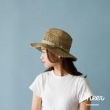 【春夏新作】[帽子]シーグラス シャドウ HAT