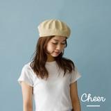【春夏新作】[帽子]バラノス ベレー HAT