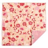 Carnation Rabbit Imabari Handkerchief Miscellaneous goods