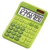 シャープ 電卓 グリーン系 EL-M334GX 00015492