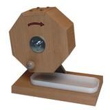 シンプル木製抽選器