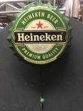 ブリキフック Heineken