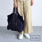S/S Bag Tote Bag Linen