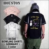 【2017年夏物新作】【HOUSTON】ボーリングシャツ(GERMANY)