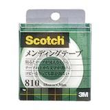 NEW スリーエム メンディングテープ(ケース入) 810-1-18C 00004572