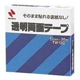 NEW ニチバン 透明両面テープ TW-12C  TW-12C 00004602