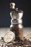 【KILNER】コーヒーグラインダージャー 0.5L