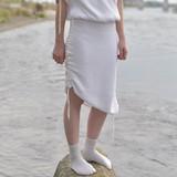 【Web展】(2月中納期)ブライトレーヨンスカート
