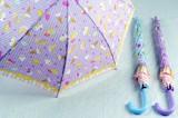【オールグラスファイバー骨仕様】女児雨傘スイーツ