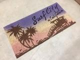 コイヤーマット 「Surf City California」