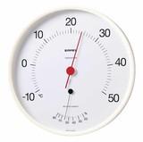 【大型温湿度計】サーモグランデ300
