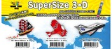 WINDNSUN カイト 3Dナイロン スーパーサイズシリーズ
