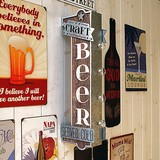 【LED サイン】CRAFT BEER OFF THE WALL SIGNS