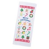 【季節】クリスマス タオル
