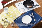 PVC刺繍ランチョンマット 【17春夏】【17秋冬】